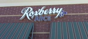 The Local Search Solution helped this Roxberry Juice Company smoothie shop get on the map so that potential customers could find it.